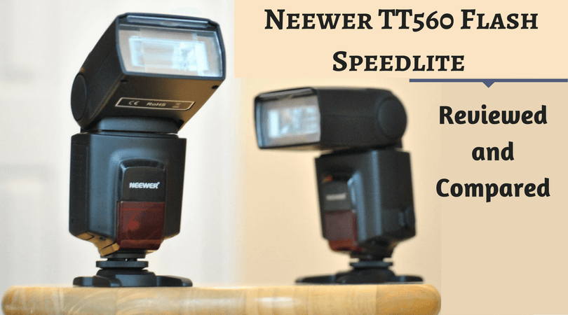 Neewer TT560 Flash Speedlite Reviewed and Compared