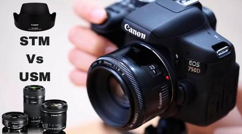 Canon STM Vs USM