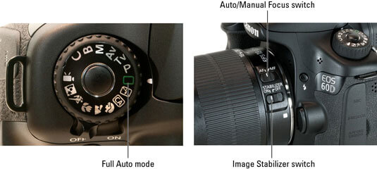 how to turn off flash on canon rebel