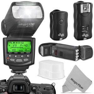 Altura Photo AP-N1001 Professional I-TTL Flash Kit for NIKON