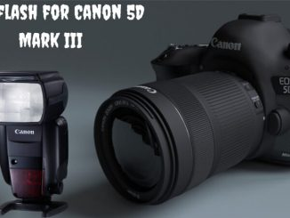 Best flash for Canon 5D Mark III