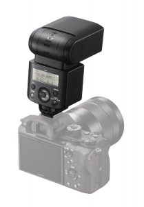 Sony HVL-F45RM Compact, Radio-Controlled Gn 45 Camera Flash