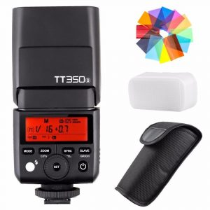 EACHSHOT Godox TT350S Wireless Speedlite Flash