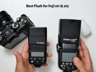 Best Flash for Fuji xt1 & xt2