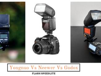 Yongnuo Vs Neewer vs Godox