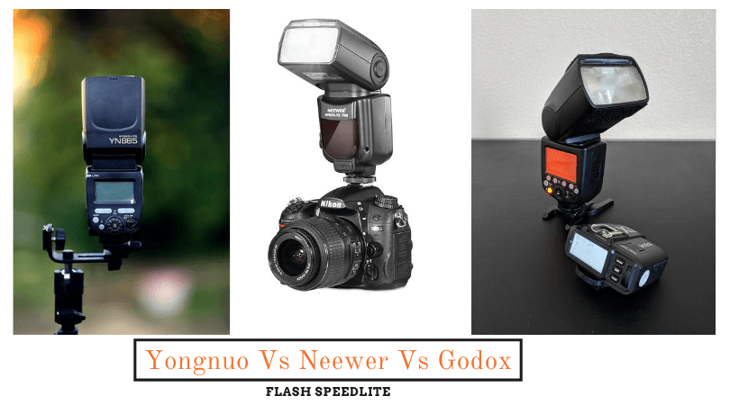 Yongnuo Vs Neewer vs Godox