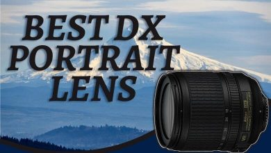 Best DX Portrait Lens