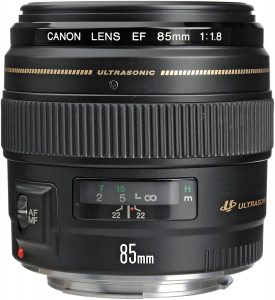 Canon EF 85mm
