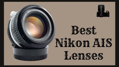 Best Nikon AIS Lenses