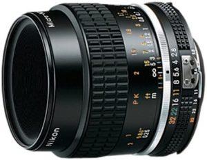 Nikon 55mm f2.8
