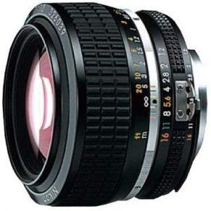 Nikon AI-S FX NIKKOR 50mm