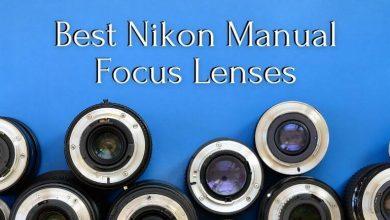 Best Nikon Manual Focus Lenses
