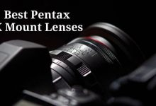 Best Pentax K Mount Lenses
