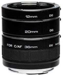 KENKO Auto Extension Tube Set