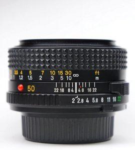 Minolta MD 50mm