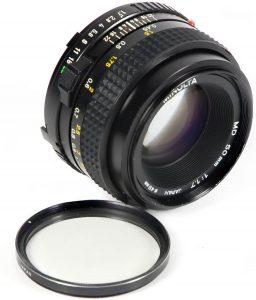 Minolta MD Mount Lens