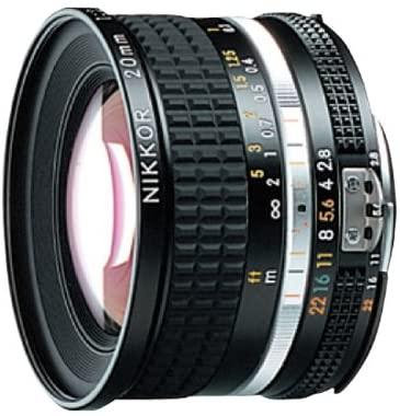 Nikon NIKKOR 20mm