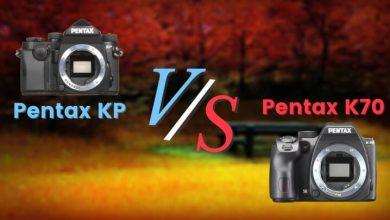Pentax KP VS Pentax K-70
