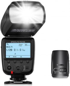 Powerextra LCD Flash Speedlite