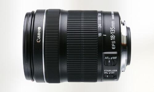 Canon 18-135mm USM