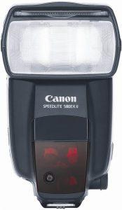 Canon Speedlite 580EX II Flash