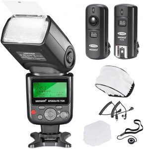 Neewer 750II TTL Flash Kit