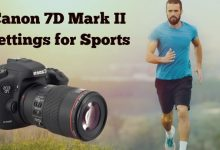 Canon 7D Mark II Settings for Sports