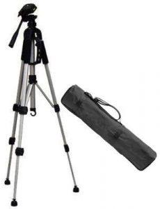 Lightweight 57-inch Camera Tripod Canon 5D Mark III