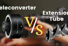 Teleconverter VS Extension Tube