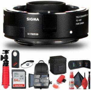 Sigma TC-1401 Teleconverter for Canon EF
