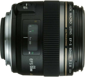 Canon EF-S Macro Lens