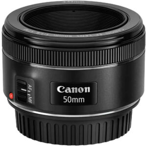 Canon EF STM Lens