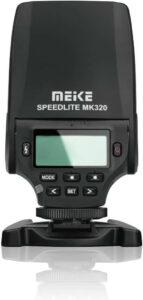 MEIKE 320S Mini TTL Speedlite Automatic Flash
