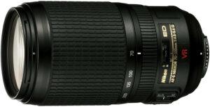 Nikon 70-300mm NIKKOR Zoom Lens