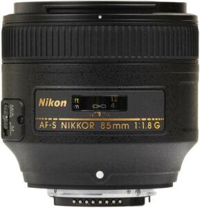 Nikon AF-S NIKKOR 85mm Lens