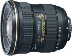 Tokina 11-16mm AF-S Motor Lens for Nikon