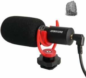 ANDYCINE AC-M1 Video Microphone