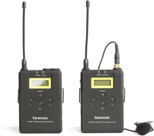 Wireless Lavalier Microphone System